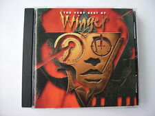 WINGER - THE VERY BEST OF WINGER - CD LIKE NEW CONDITION 2001