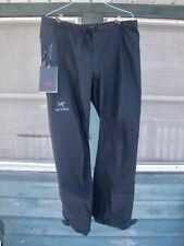 NEW Men's Arc'teryx Beta AR Pants - XL - Black