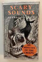 Scary Sounds Cassette Tape