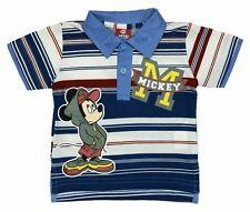 Disney Jungen-T-Shirts, - Poloshirts aus 100% Baumwolle
