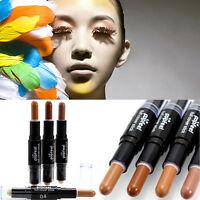 Maquillage Naturel Crème Visage Yeux Base Cache-Cernes Lumière Contour