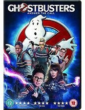 GHOSTBUSTERS ANSWER THE CALL      BRAND NEW SEALED GENUINE UK DVD
