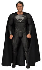 Man of Steel 1/4 Black Suit Superman Action Figure Neca  - Official
