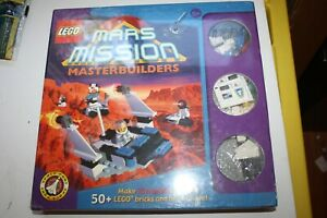 Lego Town Space Port Master Builders - Mars Mission (3059) SEALED