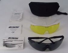 British Army Issue ESS ICE Ballistic / Tactical Safety Sun Glasses SK081 AA 02