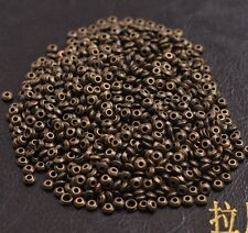 Tibetan Silver/Gold/Bronze Spacer Beads Jewelry Findings M3080