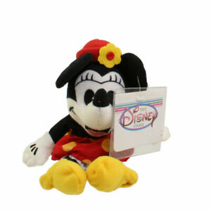 Disney Bean Bag Plush - 30's MINNIE (Mickey Mouse) (9 inch) - Mint with Tag