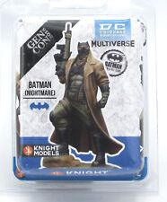 DC Universe GENCON18 Batman (Nightmare) GenCon 2018 Miniature Knight Models NIB