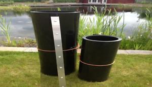 Rhizomsperre 2 mm Dick, in 0,70 Meter oder 1 Meter Breite, verschiedene Längen