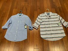 Tommy Hilfiger Long Sleeve Shirts Size Medium and Large - New