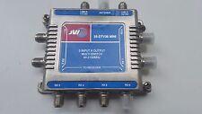 JVI 35-DTV38 MINI 3-Input 8-Output Digital Multi-Switch 40-2150 MHz