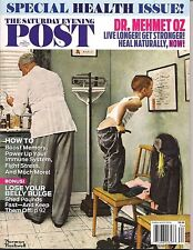 THE SATURDAY EVENING POST SPECIAL HEALTH ISSUE 2014  DR. OZ  BRAND NEW!