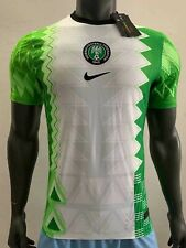 Nigeria Home Jersey Player Version Vaporknit