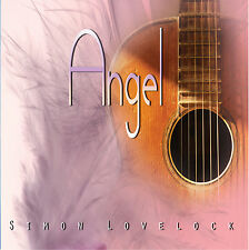 ANGEL - Simon Lovelock - new age CD