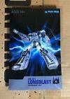 Longblast MISP Mech Ideas 3rd Party Third Transformers Special Ops Jazz Shockwav