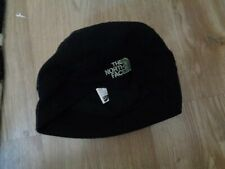 The North Face Unisex BLACK  Beanie Hat One Size