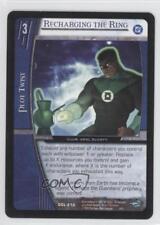 2005 Vs System Dc Green Lantern #Dgl-210 Recharging the Ring Gaming Card 3v2
