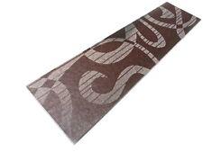 Fliesenbordüre 39,8x9,8 cm Dekoration Bordüren Dekor Fliese Carisma B braun grau