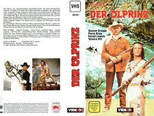 (VHS) Der Ölprinz - Pierre Brice, Stewart Granger, Harald Leipnitz, Terence Hill