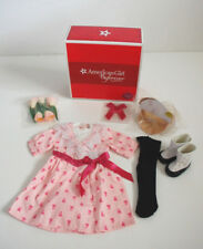American Girl Samantha's 2015 Special Edition Flower Picking Outfit w/flowers