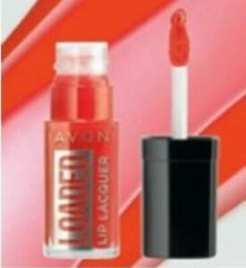NEW Avon LOADED Lip Lacquer - Various Glossy Colours