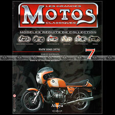 MOTOS CLASSIQUES N°7 ★ BMW R90 S R90/S (1976) ★ HARLEY-DAVIDSON STORY ★