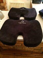 supportiback orthopedic cool gel seat pad