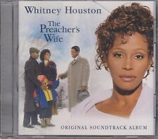THE PREACHER'S WIFE - Original Soundtrack Album. Whitney Houston (CD 1996)