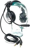 Noise Cancellation Pilot Headset ANR ANC Bluetooth MP3 Aviation Headphones