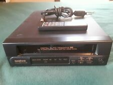 Broksonic Model Vpdt-648 Vcr with Remote (Working)