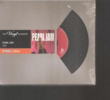 "PEARL JAM ""Ten"" The Vinyl Classics Spiegel Edition CD sealed"
