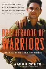 Brotherhood of Warriors: Behind Enemy Lines with a Commando in One of-ExLibrary