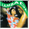 "KAOMA  Lambada PICTURE SLEEVE 7"" 45 rpm vinyl record + juke box title strip"