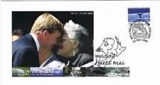 Envelop Royalty 2006 - Nieuw Zeeland - Staatsbezoek New Sealand (roye008)