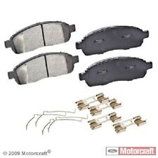 Disc Brake Pad Set-Standard Premium Integrally Molded Disc Brake Pad Front