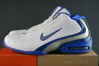 OG 2003 NIKE AIR FLIGHT TECHNIQUES SIZE UK 11.5 EU 47 RARE VTG DS MAX JORDAN AF1
