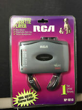 RCA Audio AM/FM Stereo Cassette Player RP1810 RP-1810 NEW