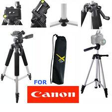 """Lightweight 57"""" Photo Tripod For Canon EOS Rebel XS XSI XT XTI T3 T3I T5 20D"""