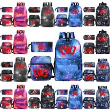 Chad Wild Clay Game Backpack +Shoulder Bag+Pencil Case Sets Rucksack School Bag