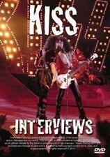 NEW Kiss - Interviews (DVD)
