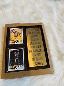 KOBE BRYANT #24  Plaque - Los Angeles Lakers. KOBE Memorabilia