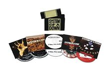 "SYSTEM OF A DOWN ""ALBUM BUNDLE"" 5 CD SET NEW+"