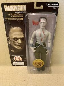 """Mego Action Figures 8"""" Frankenstein Horror Limited Edition In Hand New"""