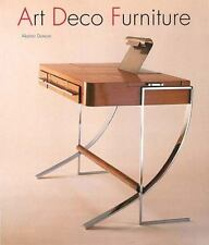 Art Deco Furniture: The French Designers, Duncan, Alastair, New Book