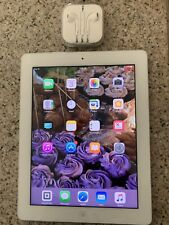 Apple iPad 4th Gen. 32GB, Wi-Fi, 9.7in - White