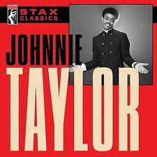 JOHNNIE TAYLOR - STAX CLASSICS   CD NEU