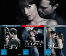 Fifty Shades of Grey 1 + 2 + 3 Collection                            | DVD | 055