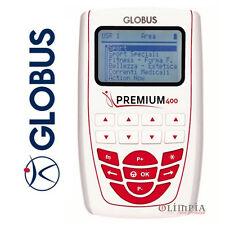 Elettrostimolatore GLOBUS PREMIUM 400 4Canali 258Progr.+ 4Conf.Elettrodi OMAGGIO