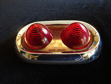Vintage Buick Tail Light Lens And Bezel