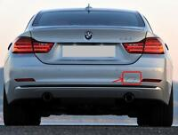 BMW F32 F33 F36 4 SERIES NEW GENUINE REAR BUMPER TOW HOOK COVER 7363264